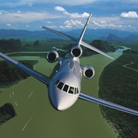 Dassault Falcon 900LC (Photo courtest of Dassault)