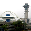 LAX Theme Building and control tower