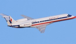 American Eagle Embraer N757AE
