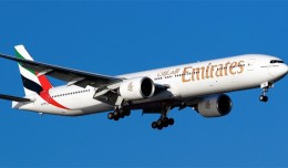 Emirates Boeing 777-300ER A6-EBR