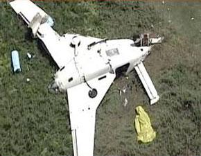 N444PY plane crash San Diego