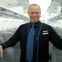 Steven Slater jetBlue Flight Attendant