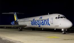 Allegiant MD-83 N892GA