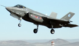 Lockheed Martin F-35 Joint Strike Fighter AA-1