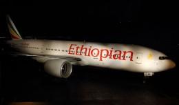 Ethiopian Airlines ET-ANN Boeing 777-200LR