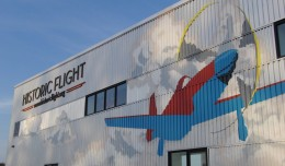 Historic Flight Foundation HQ