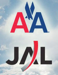 American Airlines and Japan Airlines joint venture