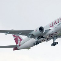 Qatar Airways Cargo Boeing 777F A7-BFA