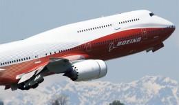 Boeing 747-8 Intercontinental N6067E