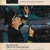 Old ad from TWA (click to enlarge)