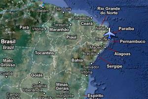 Recife Noar Linhas Aeras LET-410 Turbolet Crash