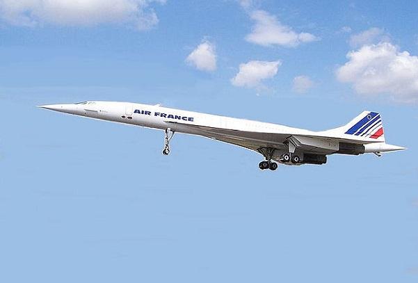 """Air France Concorde"" by HenrysalomeMG via Wikimedia"
