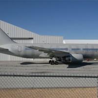 SilverJet Boeing 767-200ER (N480JC) at Victorville