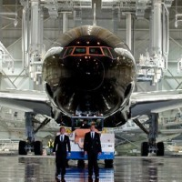 Air New Zealand's new all-black, All Blacks Boeing 777-300ER
