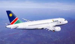 Air Namibia Airbus A319