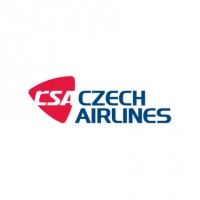 CSA Czech Airlines logo