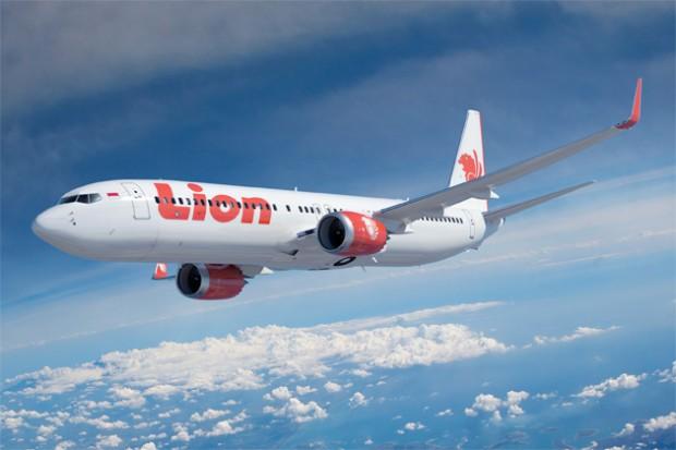 Lion Air Firms ...