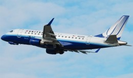 United Express/Shuttle America Embraer E-170 N633RW