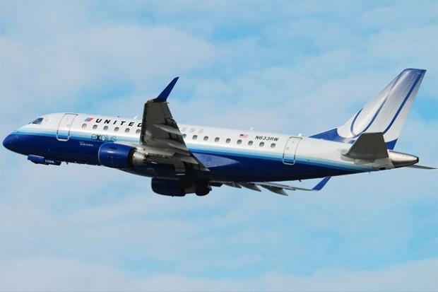 United Express/Shuttle America Embraer E-170 N633RW