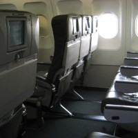 JetBlue Even More Space seating. (Photo by Edward Russell)