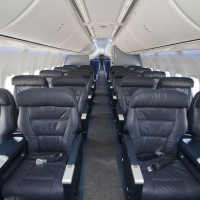 Boeing Sky Interior on a United 737-900ER