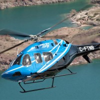Bell 429 helicopter like those purchased by the Turkish National Police