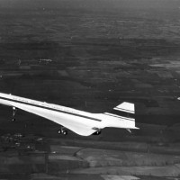 Concorde&#039;s first test flight