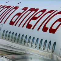 Virgin America aircraft.