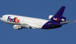 This FedEx DC-10 (N306FE) was involved in an attempted hijacking in 1994. (Photo by JoePriesAviation.net)