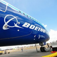 The 787 Dream Tour visited the Singapore Air Show in February 2012. (Photo by Maxene Huiyu, CC BY-NC-ND)