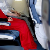 Delta Economy Comfort seating. (Photo by Delta)