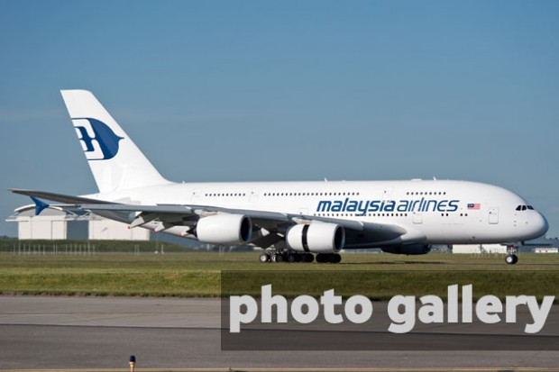 Malaysia Airbus A380 photo gallery