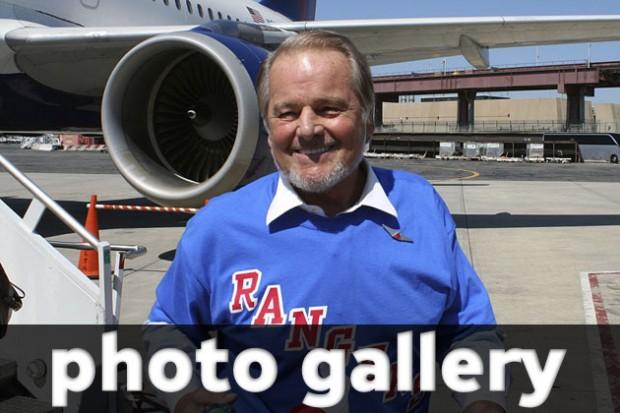 Delta Air lines Ranger Fan Flight Rod Gilbert