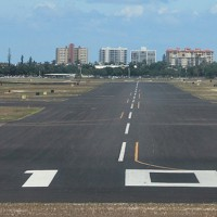Runway 10 at Pompano Beach, Fla. (Photo by John Spade via Flickr)