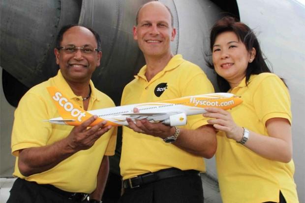 Back TZ The Future: Singapore's Scoot to Resurrect IATA Code