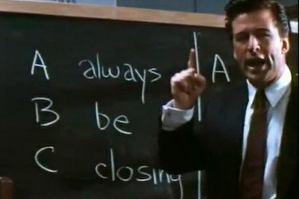Always Be Closing.