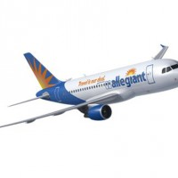 Allegiant Air Airbus A319. (Image by Allegiant Air)