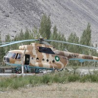 Pakistan Army Mil Mi-17 helicopter. (Photo by Waqas Usman, CC BY-SA, via Wikipedia)