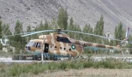 Pakistan Army Mil Mi-17 helicopter. (Photo by Waqas Usman, CC BY-SA, via Wikipedia)