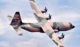 First Oman C-130J Super Hercules. (Photo by Lockheed Martin/John Rossino)