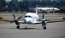 Silver Airways Beechcraft 1900D (N81533) spotted at Billings, Montana. (Photo by redlegsfan21 via Flickr)
