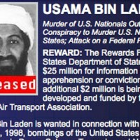 Osama bin Laden is marked as &quot;deceased&quot; on the FBI&#039;s 10 Most Wanted List web page following the US raid that left him dead.