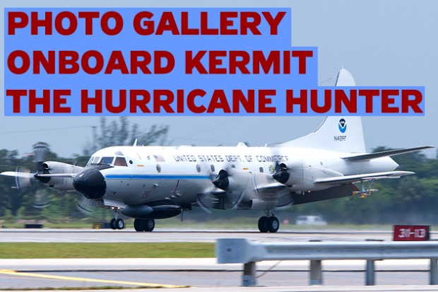 Hurricane Hunters Kermit Photo Gallery
