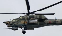 Russian Mil Mi-28 demo flight at MAKS 2007. (Photo by Россин Денис Владимирович via Wikipedia)