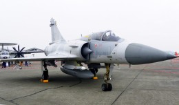 A Republic of China (Taiwan) Air Force Dassault Mirage 2000-5 fighter jet. (Photo by 玄史生 via Wikipedia, CC-BY-SA)