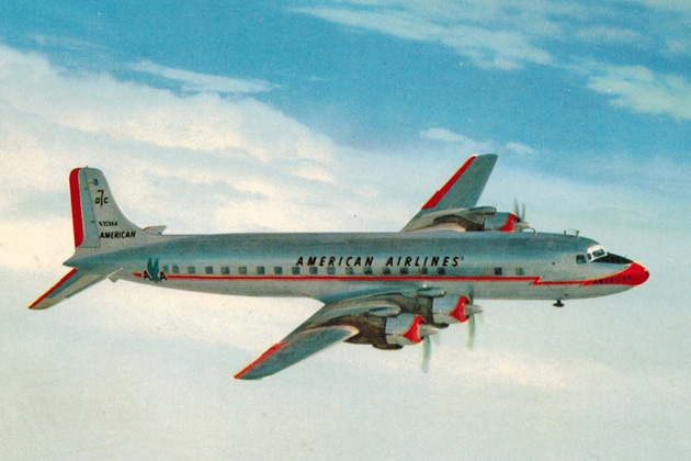 The history of american airlines aa logistics