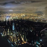 New York Magazine&#039;s Hurricane Sandy cover, &quot;The City and the Storm.&quot;