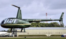 Robinson R44 Raven helicopter similar to the accident aircraft. (Photo by Arpingstone via wikimedia)