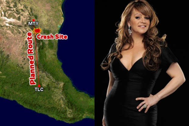 Jenni Rivera Plane Crash Photos Bodies
