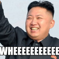 Kim Jong Un.